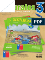 3 Basico - C Naturales - Docente - Norma Chile