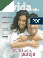 Revista Vida Feliz - Recursos Para La Pareja