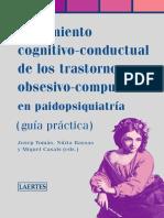 Tratamiento Cognitivo Conductual de Los Josep Tomas Nuria Bassas y Miquel Casas