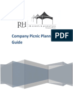 Picnic Planning Guide