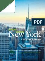 George Washington University's Center for Real Estate and Urban Analysis' New York WalkUP report