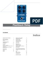 Tc Electronic Flashback Delay Manual Italian
