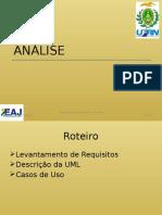 2-Analise OO-1 Requisitos e UML