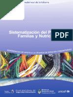 22 Sistematizacion Del Proyecto Familias y Nutricion1