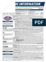 04.03.17 Game Notes
