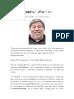 Stephen Wozniak