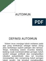 Tugas Pato Autoimun 1