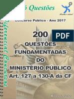 1716_do Ministério Público - Apostila Amostra