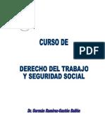 Curso de Derecho Del Trabajo y Seguridad Social