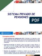 Derecho Laboral i (Parte General) - Sistema de Pensiones