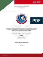 La Evaluación de Impacto Ambiental y Su Relación Con La Evaluación Ambiental
