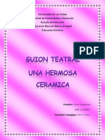 Guion Teatral Individual