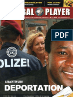 The Global Player #2 2010 Sondernummer Deportation