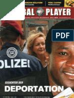 The Global Player #2 2010 Sondernummer Deportation