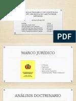 Present Ac i on Ley Organic Affa A