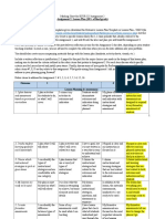 marking sheet for assignment 2 - lesson plan  3   1
