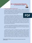 Filosofía de La Educación Peruana