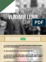 Biografía Vladimir Lenin UADE