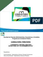 Ley 1819 Dic 2016 - Rf Tributaria