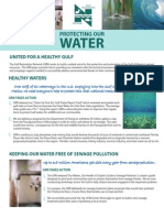 Aveda Water Fact Sheet 2010