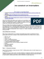 Cómo construir un invernadero barato.pdf
