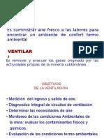 Expo Ventilacion Minas
