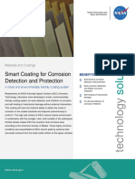 Smart Coating for Corrosion Detection and Protection