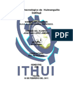 Instituto Tecnológico de Huimanguillo