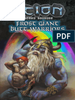 Scion Frost Giant Butt Warriors (11161939)