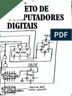 Projeto de Computadores Digitais, Langdon e Fregni, 1974 Pb