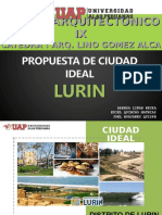 Ciudad Ideal -Lurin