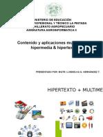 Hipermedia, Hipertexto y Multimedia Iteractiva