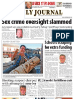 07-15-10 Issue of the San Mateo Daily Journal