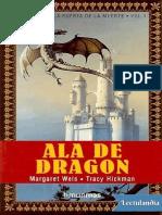 Ala de Dragon - Margaret Weis