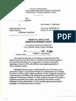 Precedent for Remanding Invalid Sheriff Deeds in Michigan