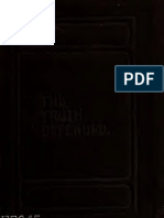 (1901) The Truth Defended (Church of Jesus Christ of Latter-Day Saints)