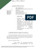 RECURSO EXTRAORDINÁRIO 585.413 SÃO PAULO