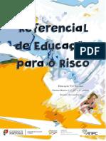 Educação Para o Risco - Cartilha Portugal