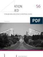 Integration Reloaded - Streamlining Moldova's European Course by Dr. Stanislav Secrieru