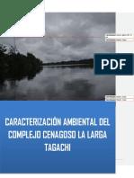 Caracterizacion Ambiental Del Complejo Cenagoso La Larga Tagachi