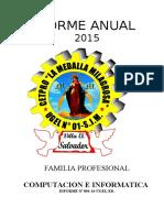 Informe Tecnico Pedagógico de Computacion 2015