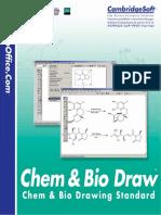 ChemBioDraw10 E