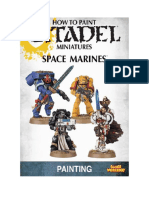 PDF eBook How to Paint Citadel Miniatures Space Marines by Games Workshop Download Book