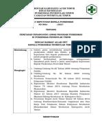 2.3.1 Ep2 Penetapan Penanggung Jawab Program Puskesmas
