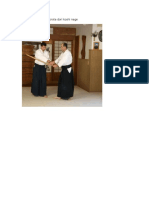 Ken Tai Jutsu 3 -Morote Dori Koshi Nage