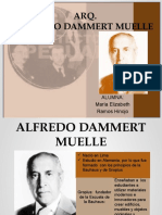 Alfredo Dammert Muelle