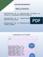 Investigacion Juridica Sesiones 16 y 17 Sampiere Et Al