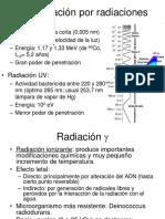 Esterilización Por Radiaciones