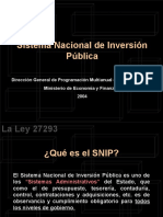 Presentación Snip