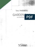 Takemitsu,GardenRain